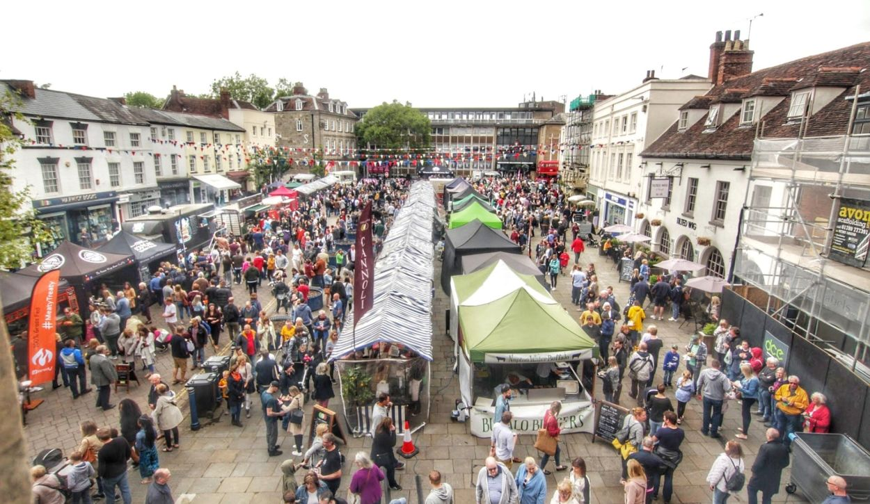 Turnout for fifth Warwick Food Festival 'best to date'