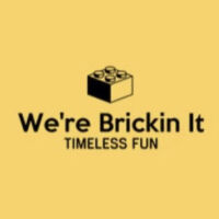 We're Brickin it