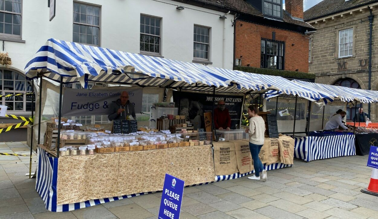 District's markets set to welcome back fashion, crafts and non-essential stalls