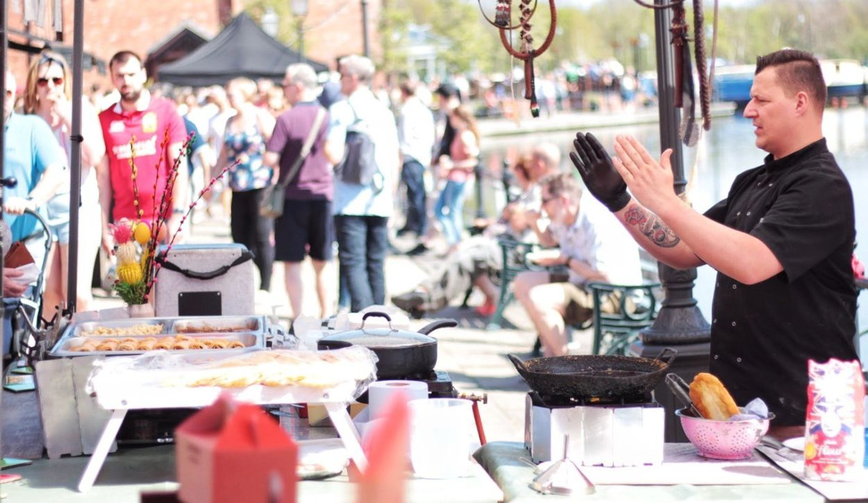 Barton Marina Food Festival Cancelled For 2nd Time