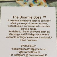 the brownie boss