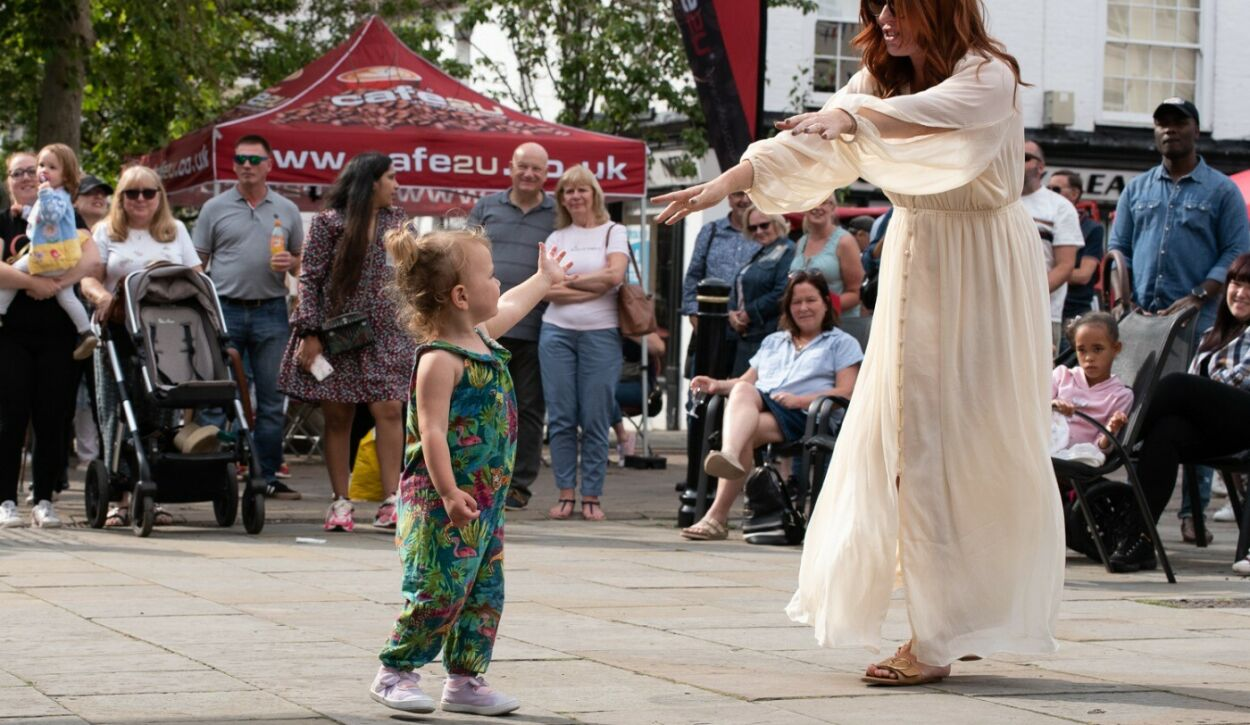 Thousands Support First Warwick Food Festival Since COVID