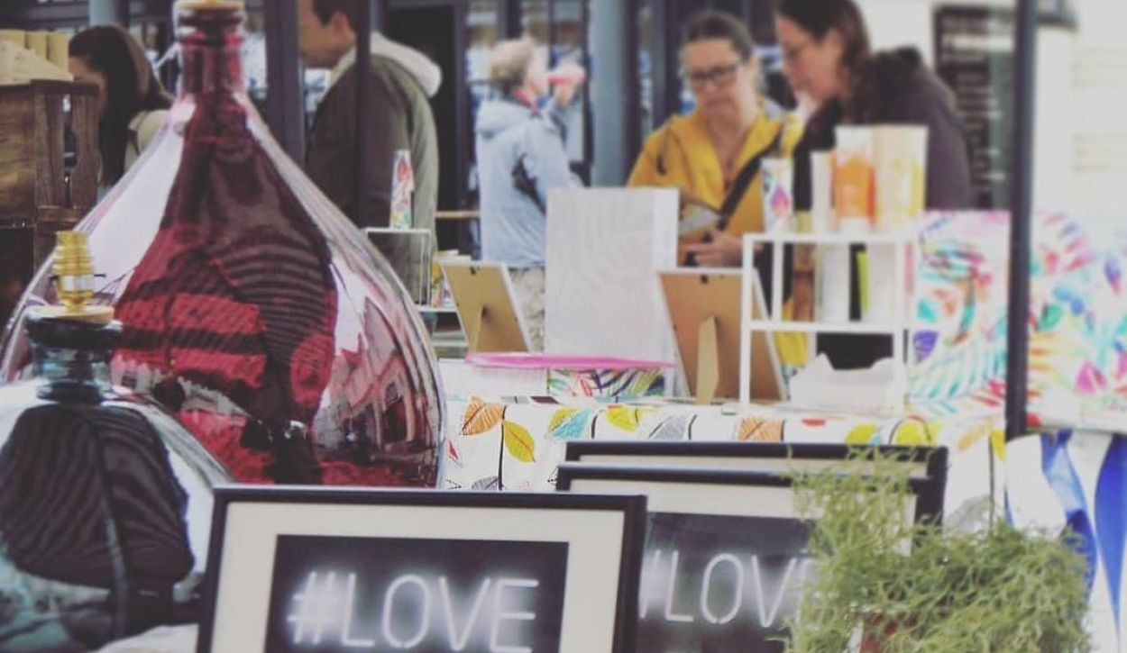 Covent Garden Quarter Eco & Spring Producers Markets Cancelled