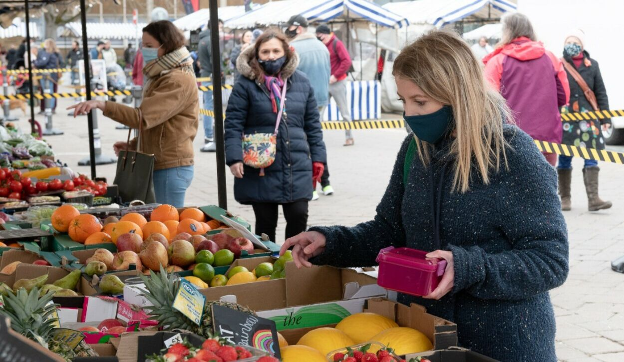 Mid-Week Market launched for June