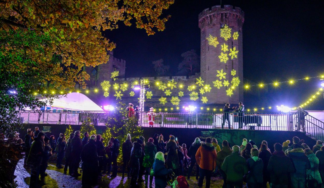 Warwick Castle to Host Winter Market