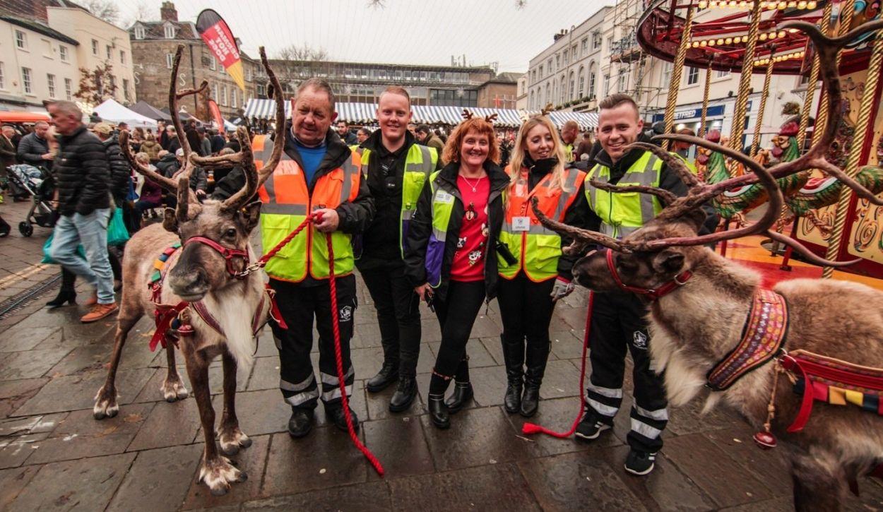 Warwick's Winter Food Festival hailed a stunning success