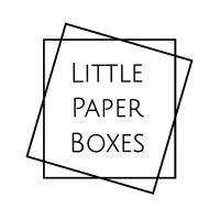 Little Paper Boxes