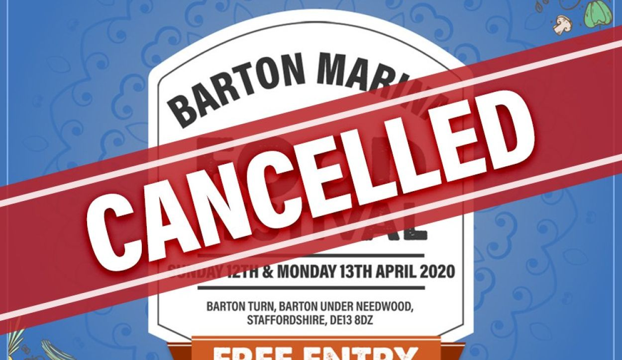 Barton Marina Food Festival Cancelled due to COVID-19