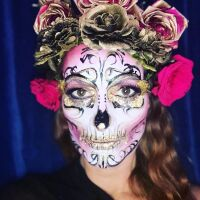 Natalie Hill Face and Body Painting