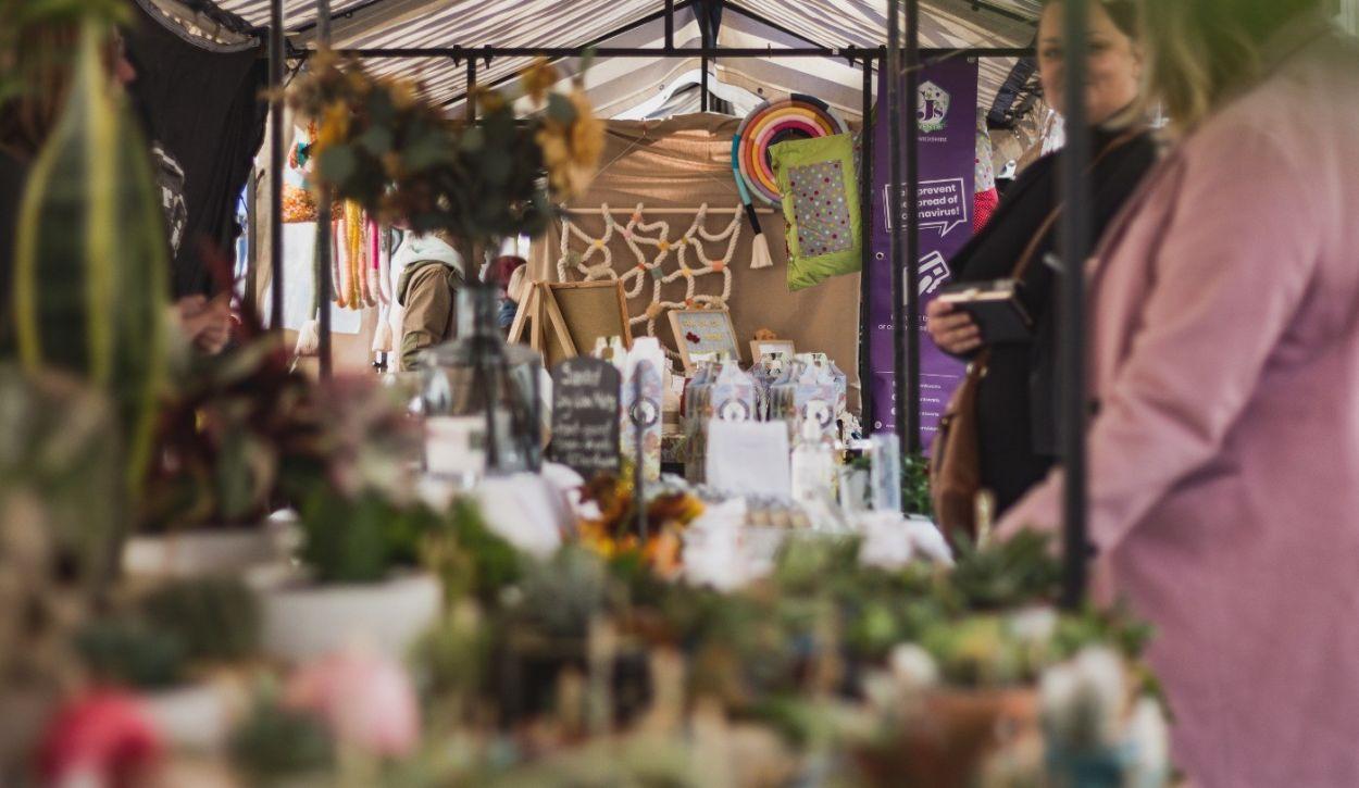Covent Garden Quarter Virtual Market