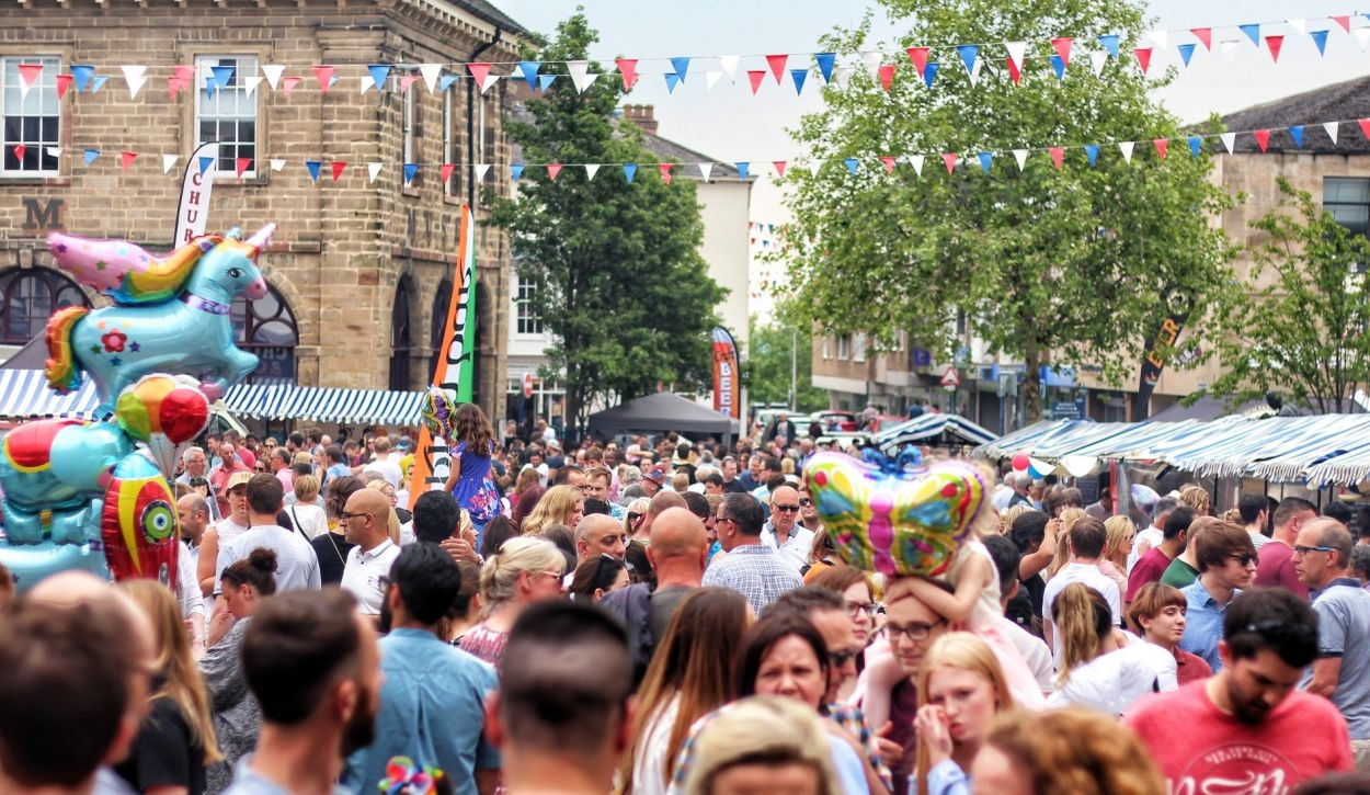 Thousands expected to flock to Warwick Food Festival
