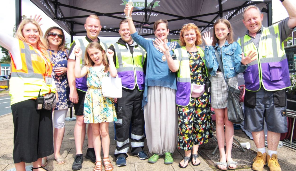 Thousands attend Kenilworth Food Festival