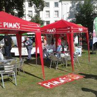 Pimm's Plus...