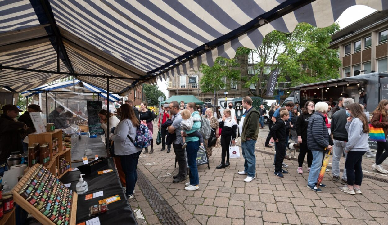 Warwick Food Festival Applications Postponed